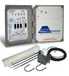Electronic Water Level Control with High Alarm